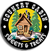 Country Cabin Sweets and Treats Logo